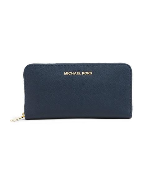 70f7887d0a94 MICHAEL KORS MICHAEL Michael Kors Jet Set Travel Continental Wallet  32S4GTVE7L