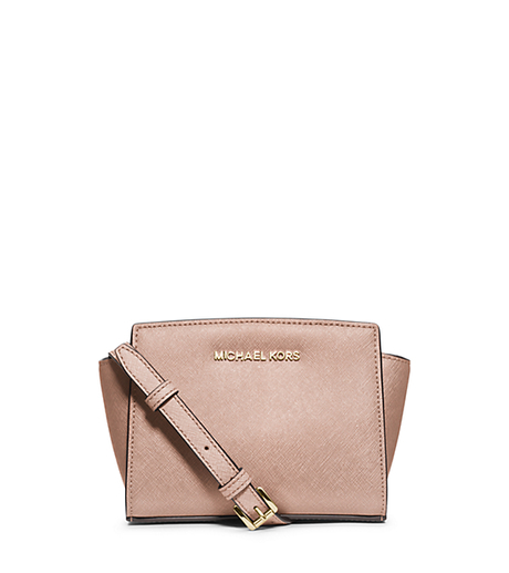 largest selection of 2019 detailing fashionablestyle $178 SELMA MINI SAFFIANO LEATHER CROSSBODY MICHAEL KORS ...