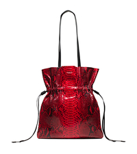 MD DRAWSTRING BAG - CRIMSON - 31S6PSAL2Y