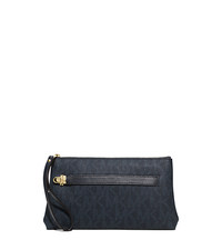 Charlton Medium Wristlet - BALTIC BLUE - 32S6GCNW2B