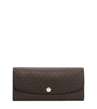Juliana Large Wallet - BROWN - 32S6GJRE9B