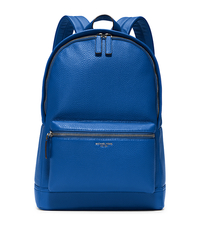 Bryant Leather Backpack - MARINE BLUE - 33F5LYTB2L