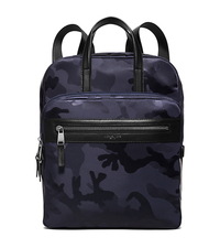 Kent Medium Camouflage Nylon Flight Bag - INDIGO - 33S6LKNB6U