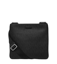 MD FLAT CROSSBODY - BLACK - 33S6MMNC2B
