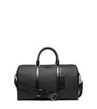 Jet Set Travel Medium Duffel Bag - BLACK - 33S6MTVU2B