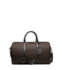 Jet Set Travel Medium Duffel Bag - BROWN - 33S6MTVU2B