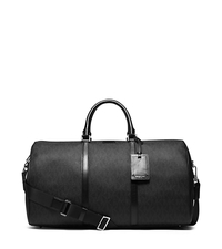 Jet Set Travel Large Duffel - BLACK - 33S6MTVU3B