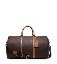 Jet Set Travel Large Duffel - BROWN - 33S6STVU3V