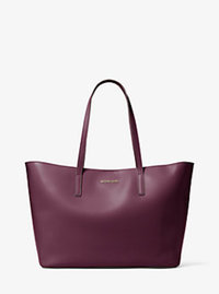 Emry Large Tote - PLUM - 30F6GE4T3L