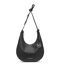 Rhea Micro-Stud Leather Medium Shoulder Bag - ONE COLOR - 30F4SRHL2L