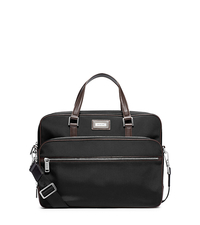 Windsor Slim Briefcase - BORDEAUX - 33F4SWDA3C