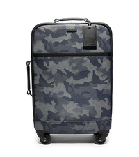 Jet Set Travel Logo Suitcase - BLACK - 33S5STVV4B