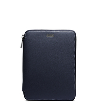Saffiano Leather Mini Tablet Case for iPad Mini - NAVY - 39S5LELL2L