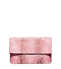 Janey Python Clutch - ONE COLOR - 31H4TJNC3P