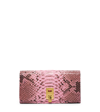 Miranda Python Continental Wallet - ONE COLOR - 37H4GMDE2P