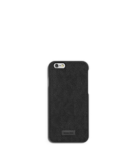 Logo Phone Case for iPhone 6 - BLACK - 39S5SELL5B