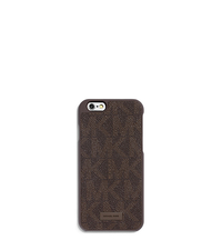 Logo Phone Case for iPhone 6 - BROWN - 39S5SELL5B
