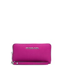 Jet Set Travel Phone Wristlet for iPhone and Samsung - FUCHSIA - 32T4STVE3L