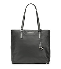Morgan Large Nylon Tote - GRAPHITE - 30T5SOGT3C
