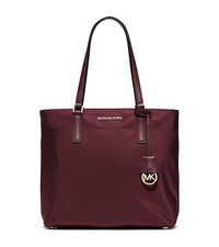 Morgan Medium Nylon Tote - MERLOT - 30T5GOGT2C