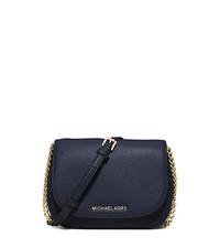 Bedford Small Leather Crossbody - NAVY - 32F5GBFC1L