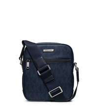 Jet Set Small Logo Flight Bag - BALTIC BLUE - 33F5LMNC5B