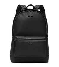 Bryant Leather Backpack - BLACK - 33F5LYTB2L