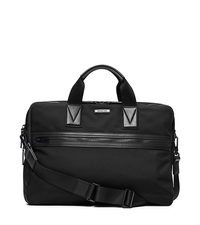 Parker Large Nylon Briefcase - BLACK - 33F5TPKA3C