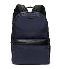 Parker Nylon Backpack - NAVY - 33F5TPKB2C