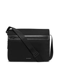 Parker Large Nylon Messenger - BLACK - 33F5TPKM7C