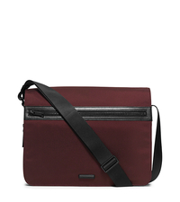 Parker Large Nylon Messenger - OXBLOOD - 33F5TPKM7C