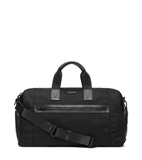 Parker Nylon Gym Bag - BLACK - 33F5TPKU1C