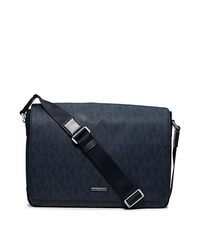 Jet Set Large Logo Messenger - BALTIC BLUE - 33S5SMNM3B