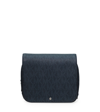 Jet Set Logo Hanging Travel Case - BALTIC BLUE - 39F5LTVN2B