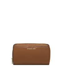 Adele Leather Wallet - LUGGAGE - 32H5GAFZ1L